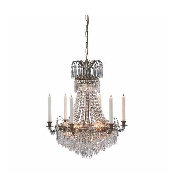 Závěsné svítidlo Markslöjd Läckö Luxury, ø54cm