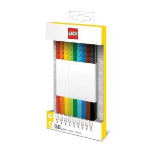 Sada 9 gelových per LEGO® Mix