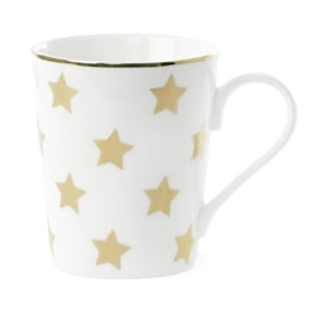 Cană ceramică Coffee Gold Stars