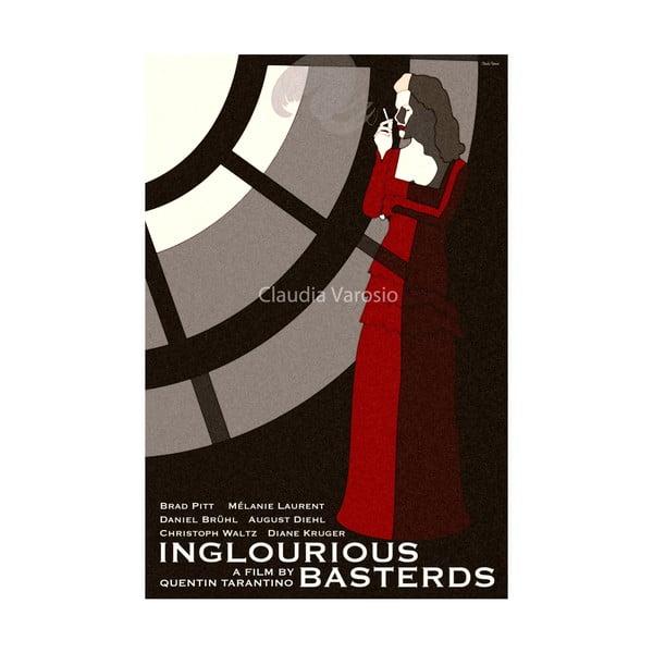 Plakát Inglorious Baterds (Hanební pancharti)