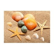 Vinylový koberec Beach, 52x75 cm