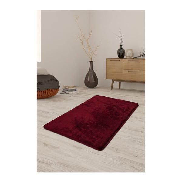 Tmavě červený koberec Milano, 120x70cm