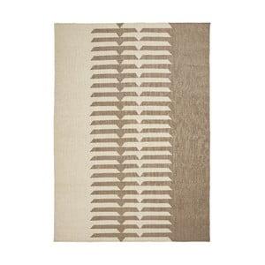Vlněný koberec Tottori Beige, 170x240 cm