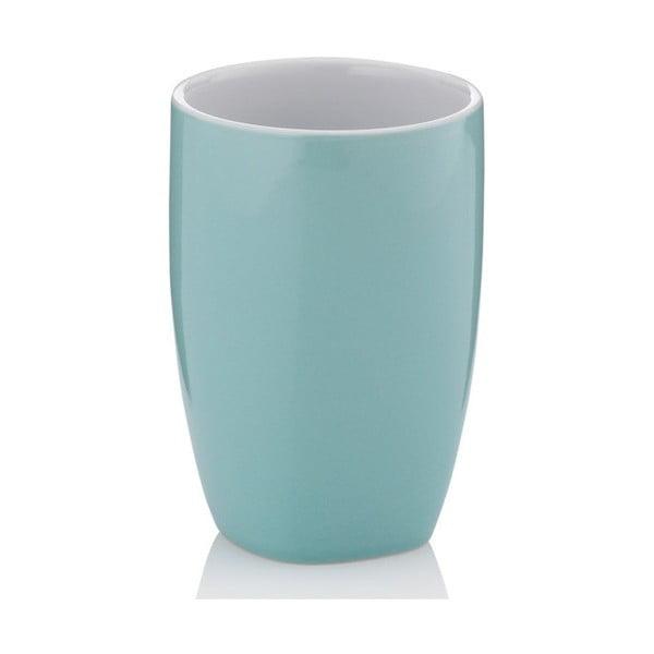 Mentolový keramický pohárek Kela Lindano