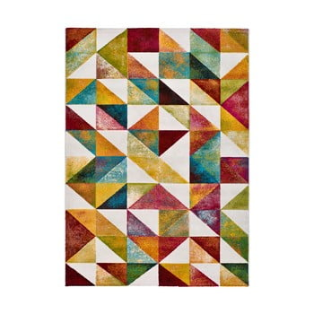 Covor Universal Pandora Triangles, 120 x 170 cm