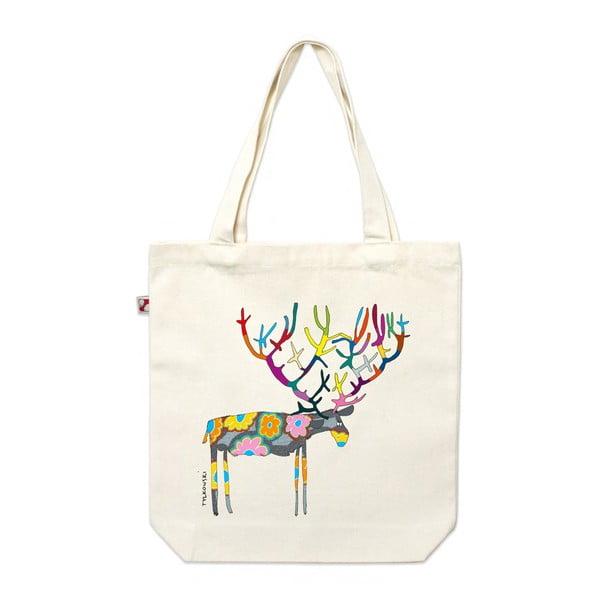 Plátěná taška Jelen