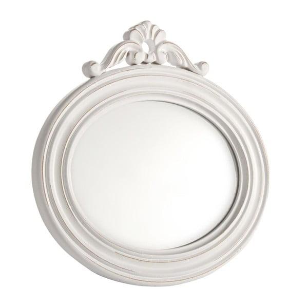 Nástěnné zrcadlo Scarlett White, 30 cm