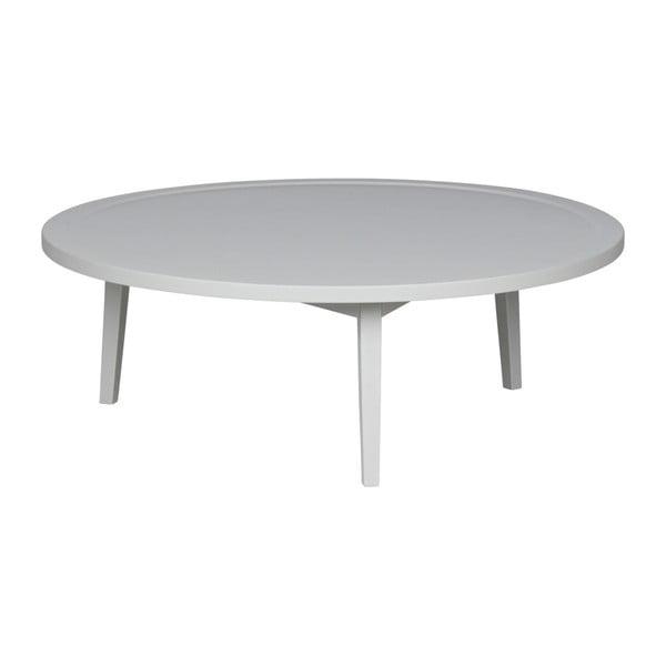 Sprokkeltafel szürke dohányzóasztal, ⌀ 100 cm - vtwonen