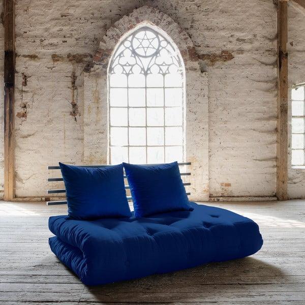 Canapea extensibilă Karup Shin Sano Black/Royal