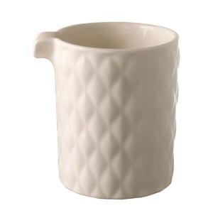 Recipient lapte Weave White