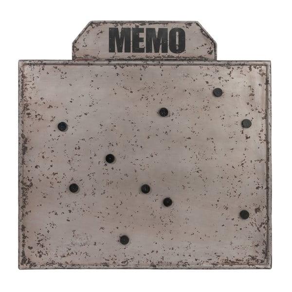 Magnetická tabule Met Grey, 67 cm