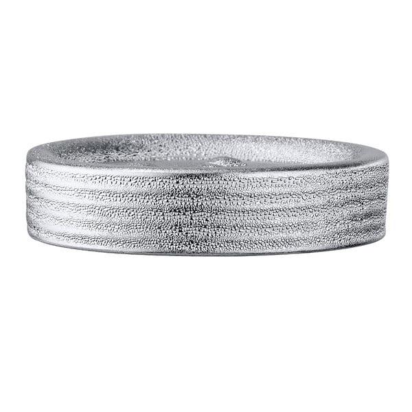 Stříbrná keramická mýdlenka Wenko Polaris Juwel