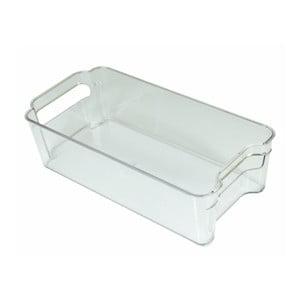 Transparentní úložný box do lednice JOCCA Box Bin, délka 31,5 cm