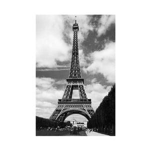 Jednodílná fototapeta Eiffel, 115 x 175 cm