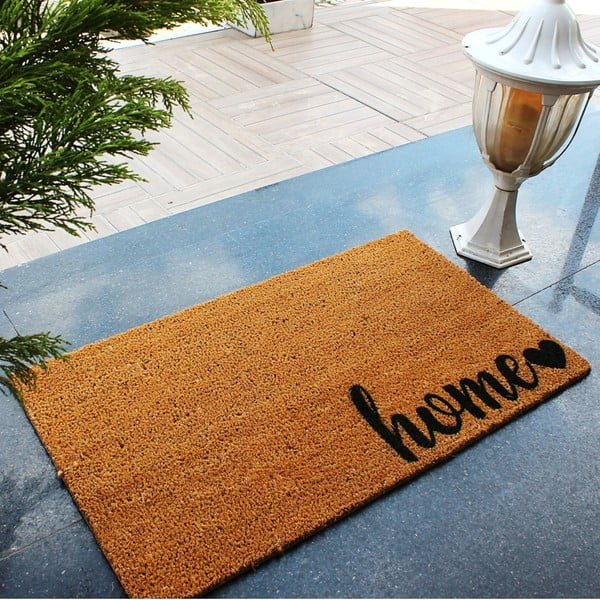 Preș din fibre de nucă de cocos Sweet Home, 70 x 40 cm