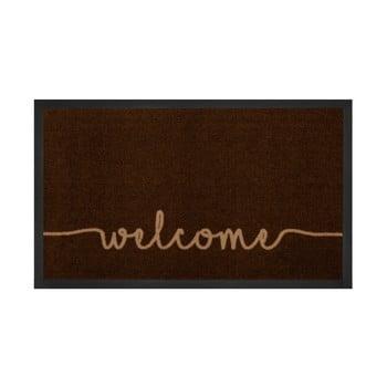 Covor Hanse Home Welcome, 45 x 75 cm, maro imagine