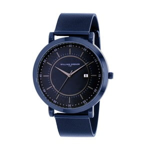 Pánské hodinky s nerezovým řemínkem William Gregor Delaia