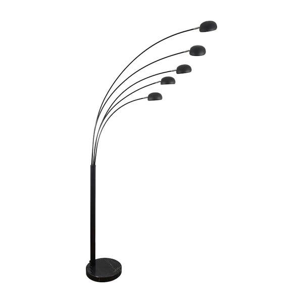Stojací lampa Fisura Pop Black Lamp