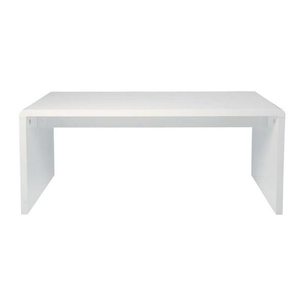 Bílý pracovní stůl Kare Deisgn Club, 180 x 85 cm