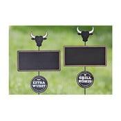 Sada 2 zahradních dekorací Boltze Stamp