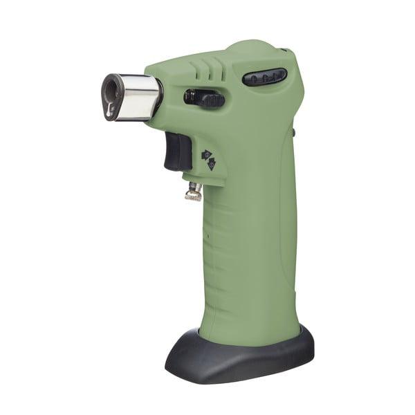 Tmavě zelená flambovací pistole Kitchen Craft