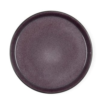 Farfurie adâncă din ceramică Bitz Mensa, diametru 27 cm, violet prună de la Bitz