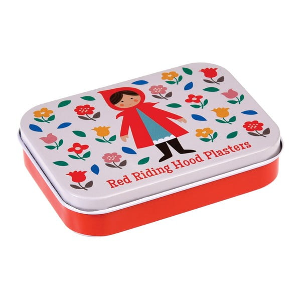 Set plasturi pentru copii Rex London Red Riding Hood
