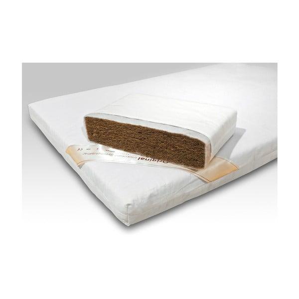 Matrace z kokosových vláken pro přísuvnou postýlku Faktum,50x90cm