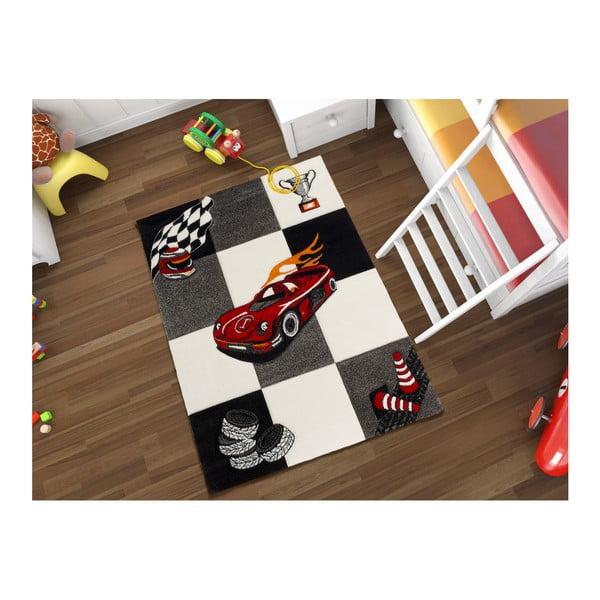Šedý koberec Universal Toys, 120 x 170 cm