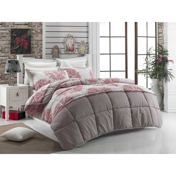 Pikowana narzuta na łóżko dwuosobowe Vanessa, 195x215 cm