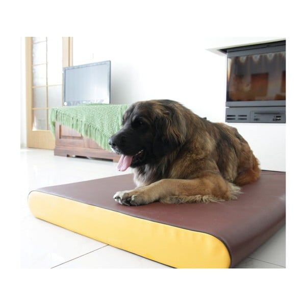 Zdravotní matrace pro psy Benji, černá/stříbrná