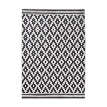 Covor Think Rugs Cottage 120 X 170 Cm, Negru