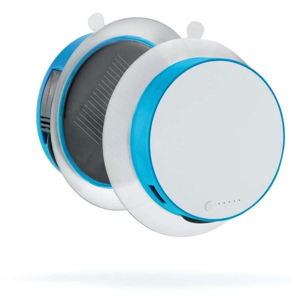 Modrá solární nabíječka na cesty XD Design Port