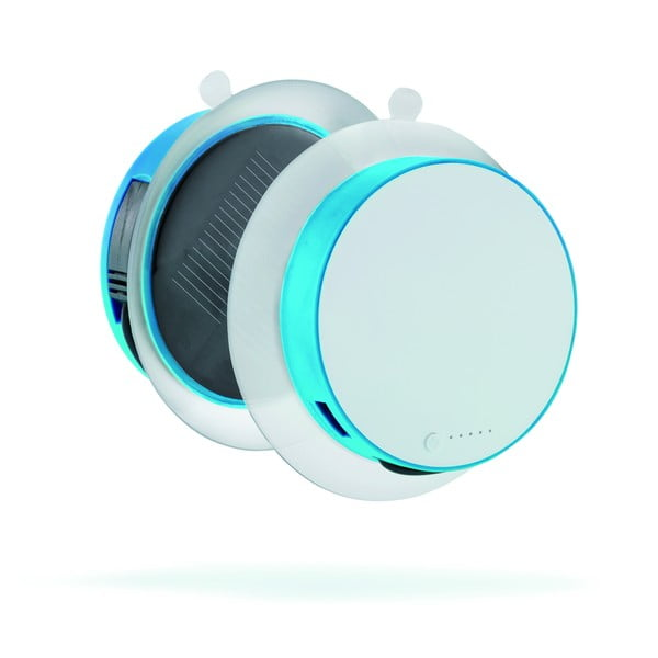 Încărcător solar XD Design Port, albastru