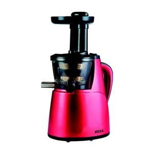 Růžový elektrický odšťavňovač JOCCA Slow Juicer