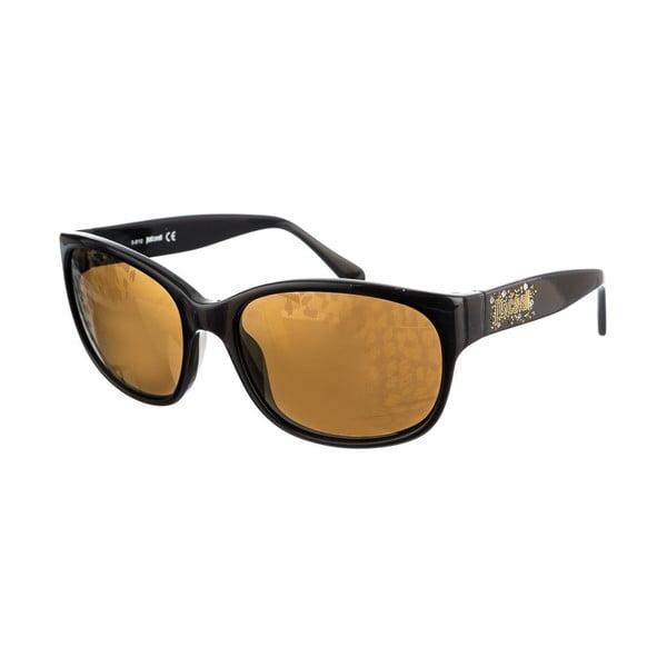 Dámské sluneční brýle Just Cavalli Deep Black
