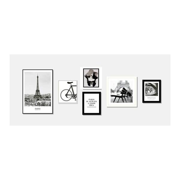 Tablou Sømcasa Eiffel, 40 x 60 cm