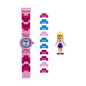 Hodinky s figurkou LEGO® Friends Stephanie