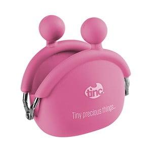 Portmoneu din silicon TINC Mallo, roz