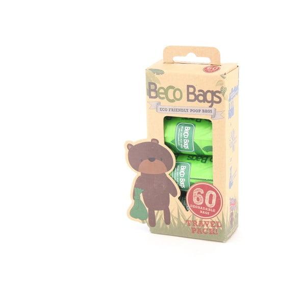 Sada 60 pytlíků na venčení Beco Bags