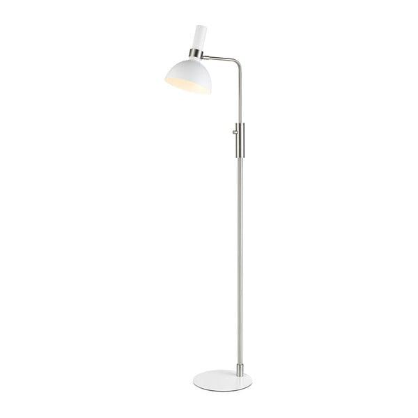 Biela stojacia lampa Markslöjd Larry