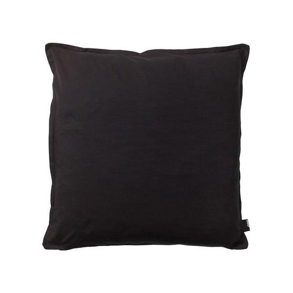 Polštář s náplní Comfort Black, 50x50 cm