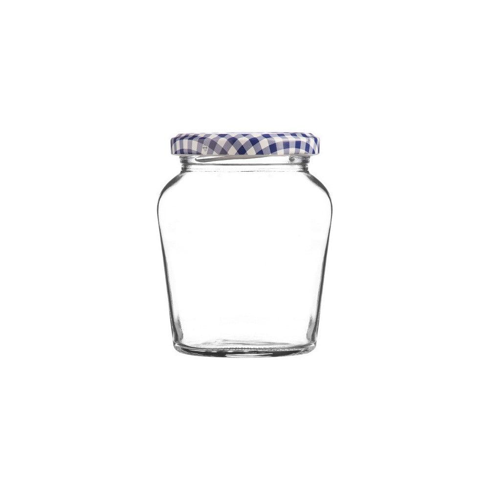 Skleněná zavařovací sklenice Kilner Round, 260 ml