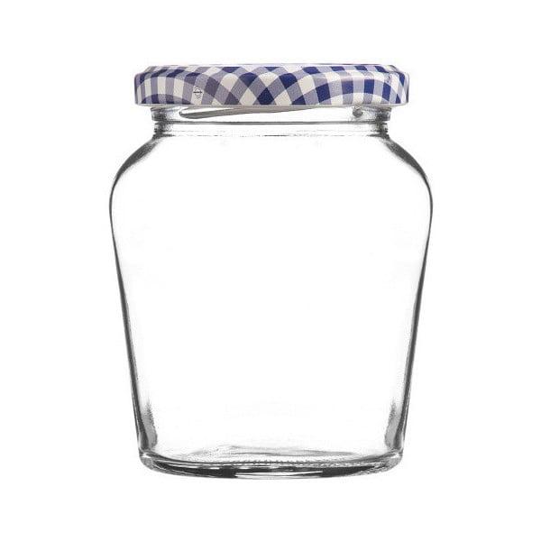 Skleněná zavařovací sklenice Kilner Round, 260ml