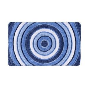 Koupelnová předložka Efesus Blue, 60x100 cm