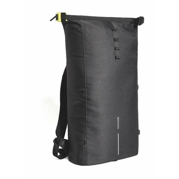 Černý bezpečnostní batoh XDDesign Urban Lite, 22l