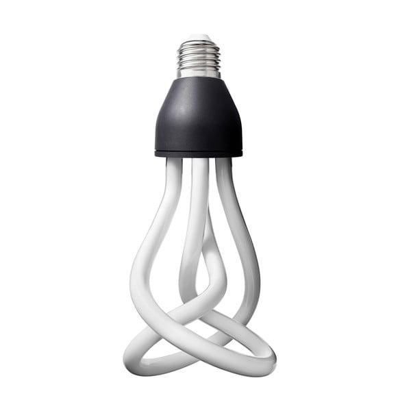 Set závěsného kabelu Drop Cap White a úsporné žárovky Plumen