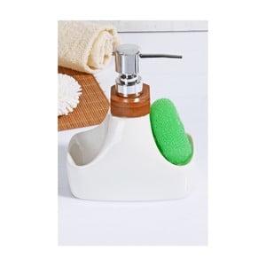 Dávkovač mýdla/stojan na houbičky Estela