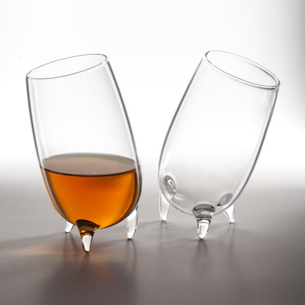 Set 2 skleniček na likér Original Products Relax, 200 ml