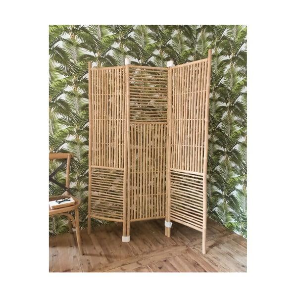 Bambusový paravan Orchidea Milano, výška183cm